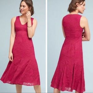 NWOT Anthropologie Moulinette Soeurs Midi Dress 4